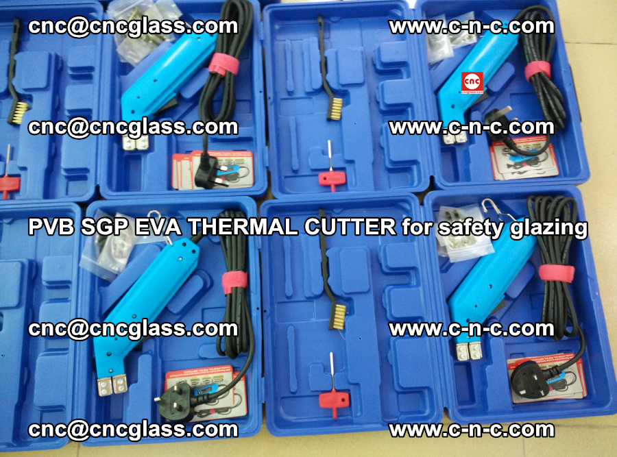 PVB SGP EVA THERMAL CUTTER for laminated glass safety glazing (100)