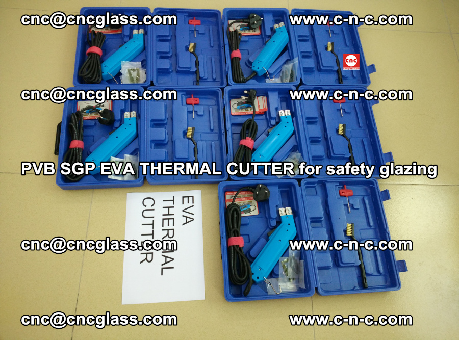 PVB SGP EVA THERMAL CUTTER for laminated glass safety glazing (42)