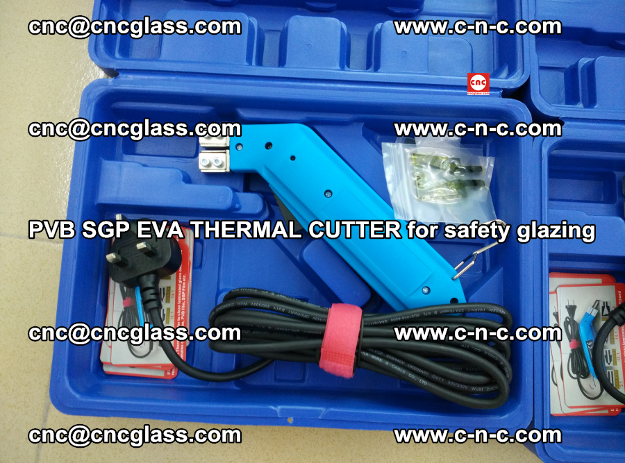 PVB SGP EVA THERMAL CUTTER for laminated glass safety glazing (51)