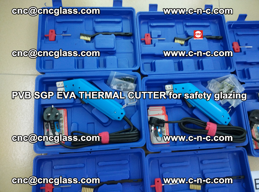 PVB SGP EVA THERMAL CUTTER for laminated glass safety glazing (56)