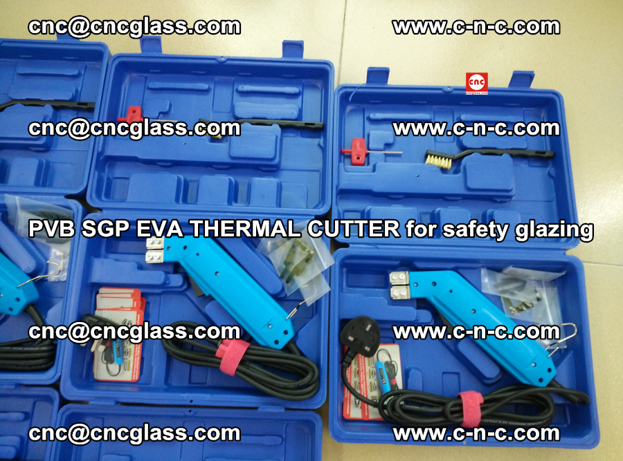 PVB SGP EVA THERMAL CUTTER for laminated glass safety glazing (66)