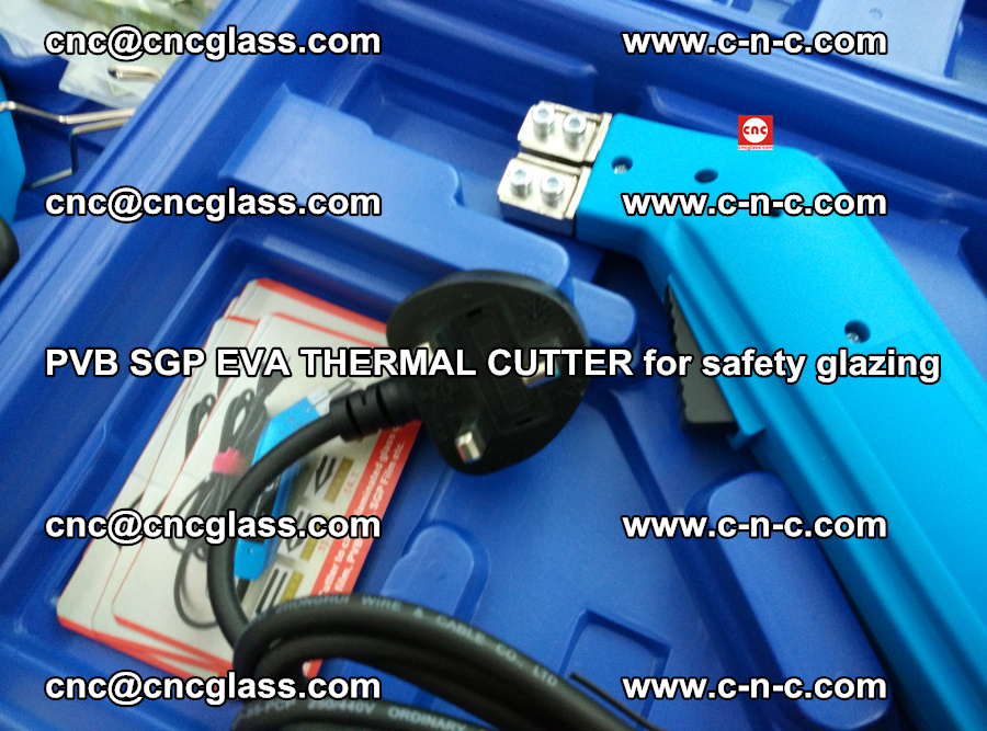 PVB SGP EVA THERMAL CUTTER for laminated glass safety glazing (75)