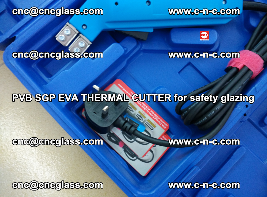 PVB SGP EVA THERMAL CUTTER for laminated glass safety glazing (84)