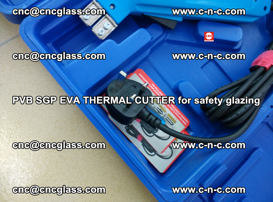 PVB SGP EVA THERMAL CUTTER for laminated glass safety glazing (85)