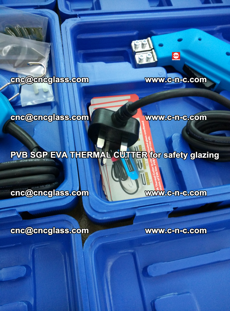 PVB SGP EVA THERMAL CUTTER for laminated glass safety glazing (86)