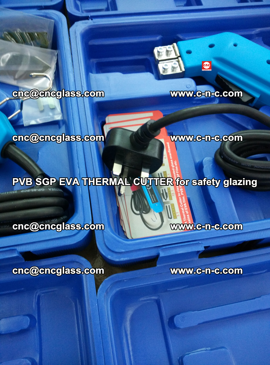 PVB SGP EVA THERMAL CUTTER for laminated glass safety glazing (87)