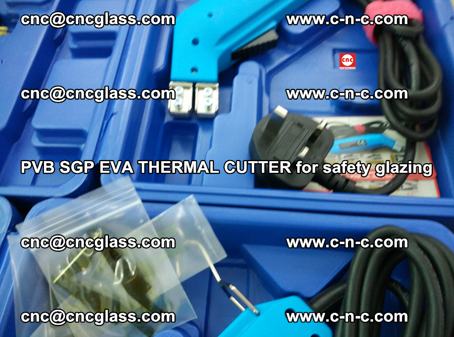 PVB SGP EVA THERMAL CUTTER for laminated glass safety glazing (91)