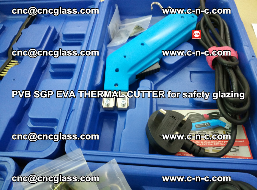 PVB SGP EVA THERMAL CUTTER for laminated glass safety glazing (95)